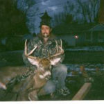 bucks shot with Tail-Wagger
