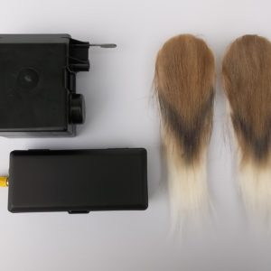 Tail Waggers Motion Kit with Two Fur Tails