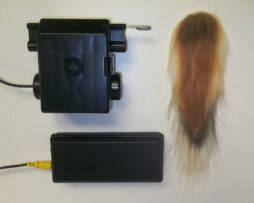 Tail Wagger motion kit with fur tail
